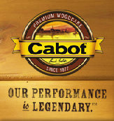 Cabot - O.V.T. 6700 Solid Color Oil Stain & 7400 Decking Stain