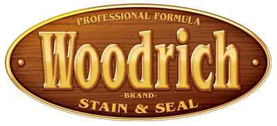 Woodrich Brand - Stain and Seal
